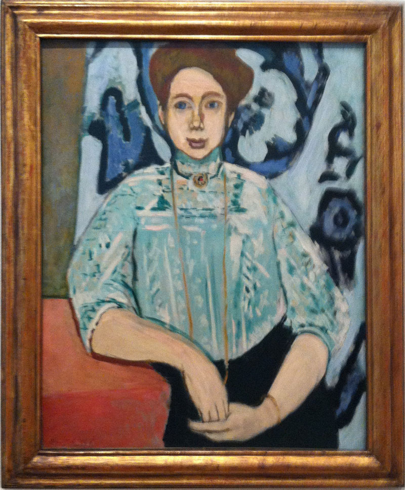 Our beloved Matisse
