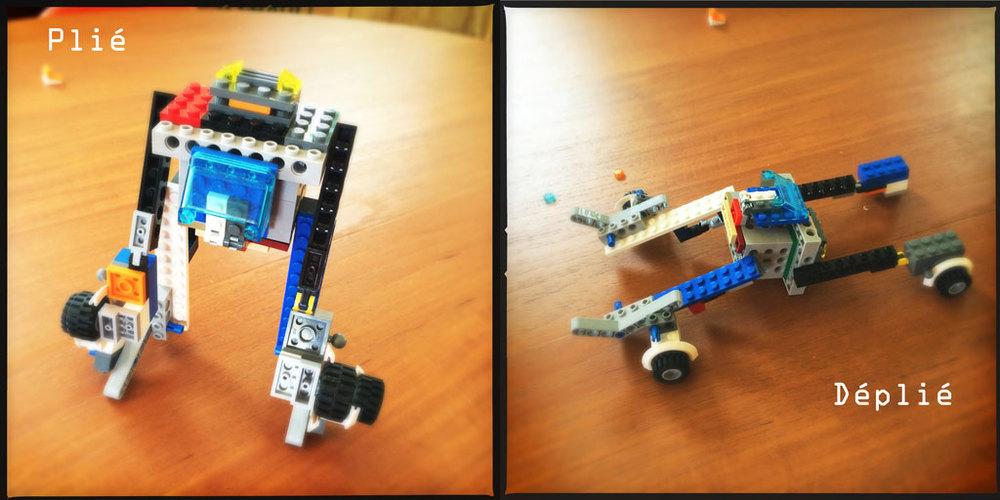 Robot design : E.Doreau, 7.