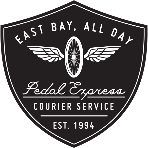 We at   Pedal Express   enjoy the challenges of the courier industry. Whether it's a rush job to UC Berkeley, delivering lunch for an entire office in Emeryville, or hauling 150 pounds of publications to Downtown Oakland - we got you covered.