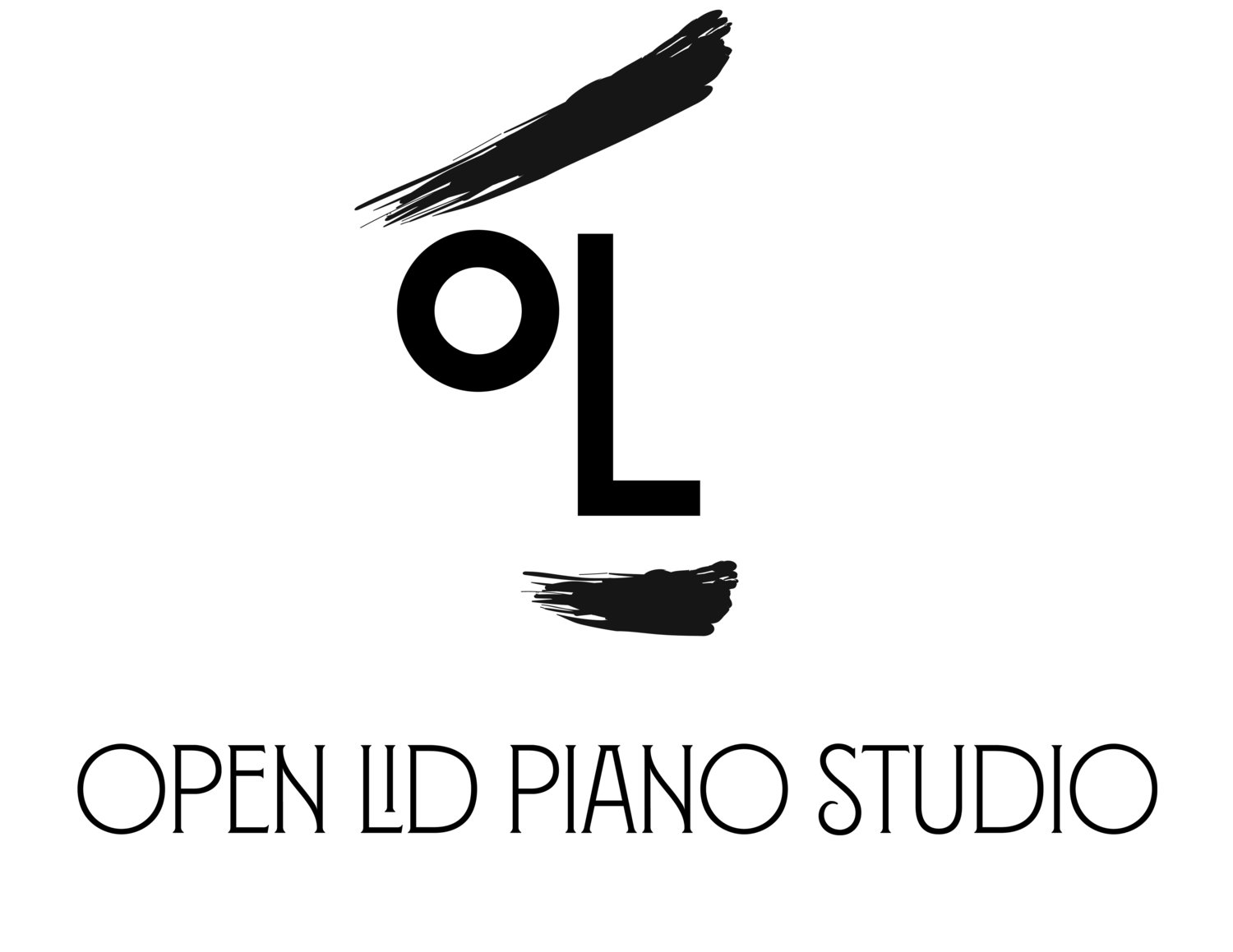 Open Lid Piano Studio