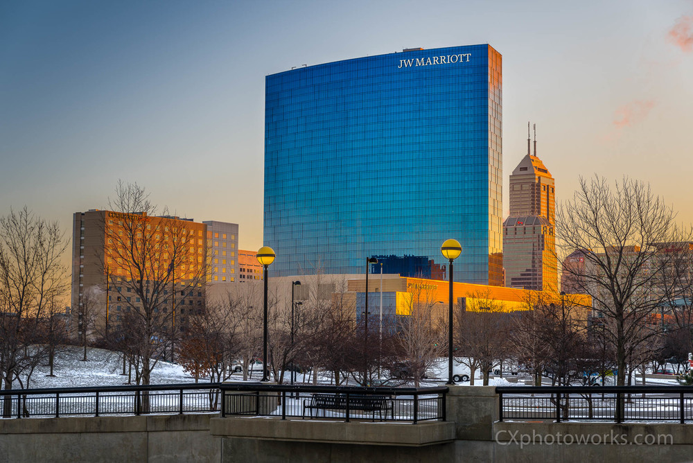 JW Marriott Indianapolis Indiana 2 of 3
