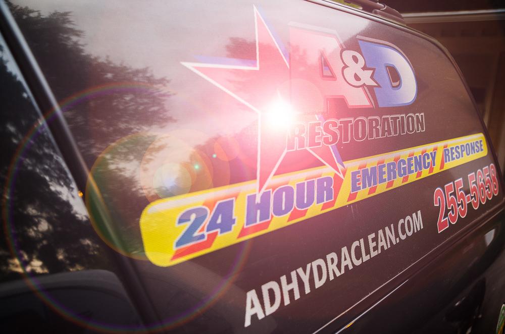 A&D Truck - Sun Flare