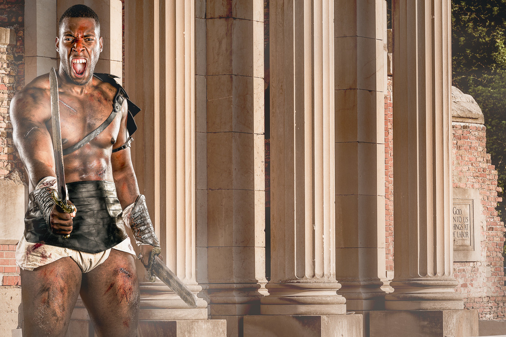 Spartacus Personal Project 1