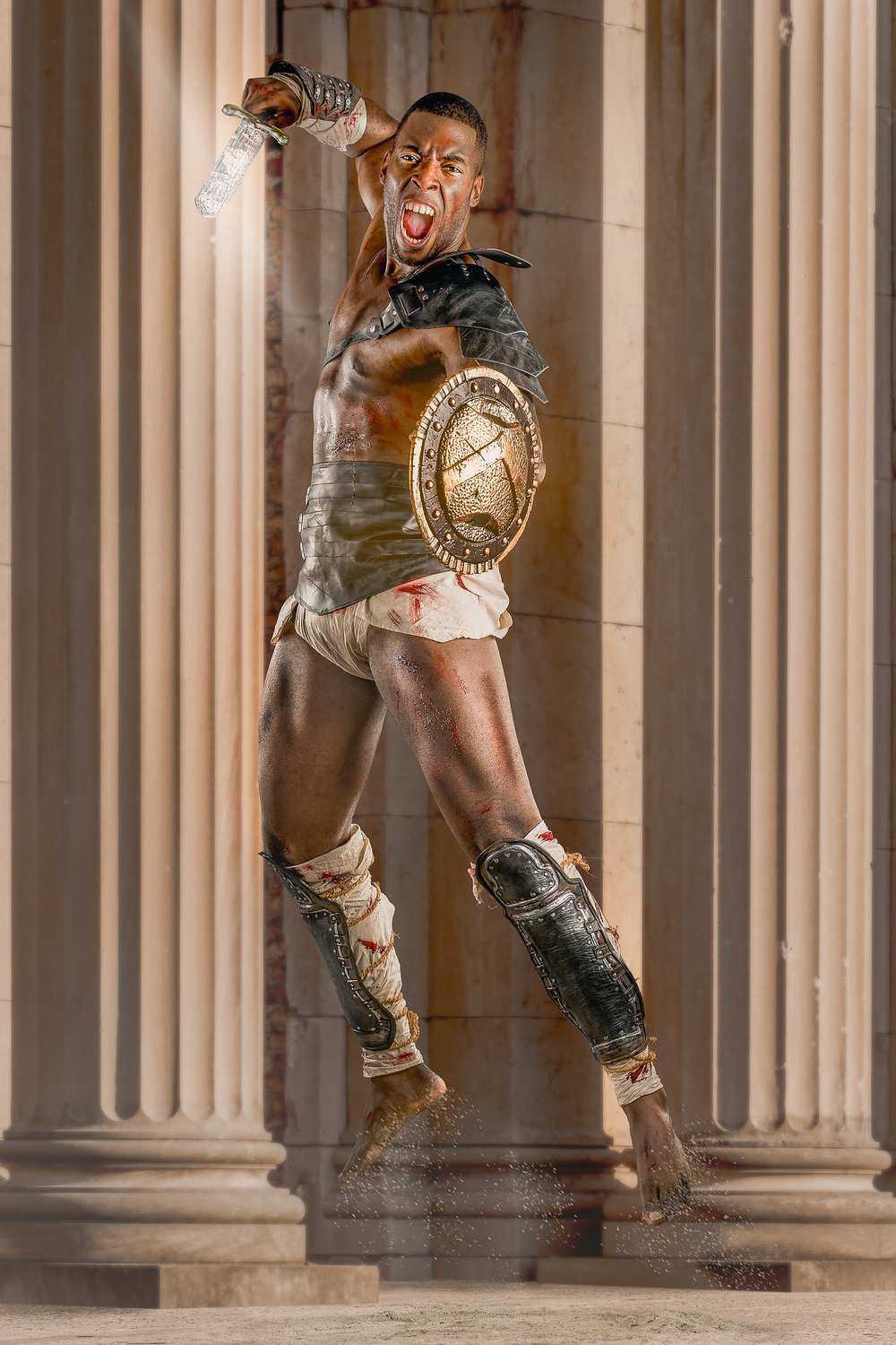 Spartacus Personal Project 2