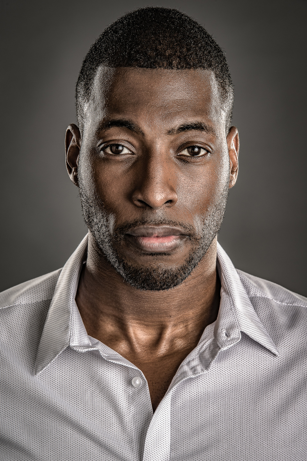 Headshot of Actor Model