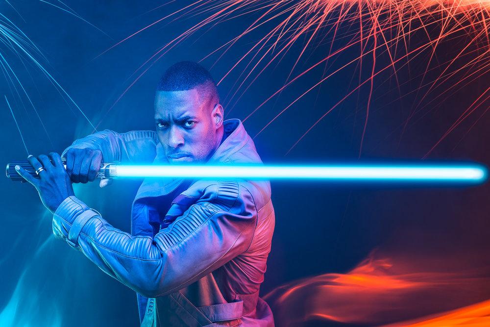 Star Wars - Finn Lightsaber