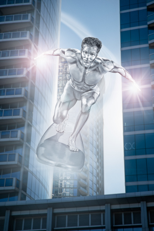Silver Surfer Chicago I