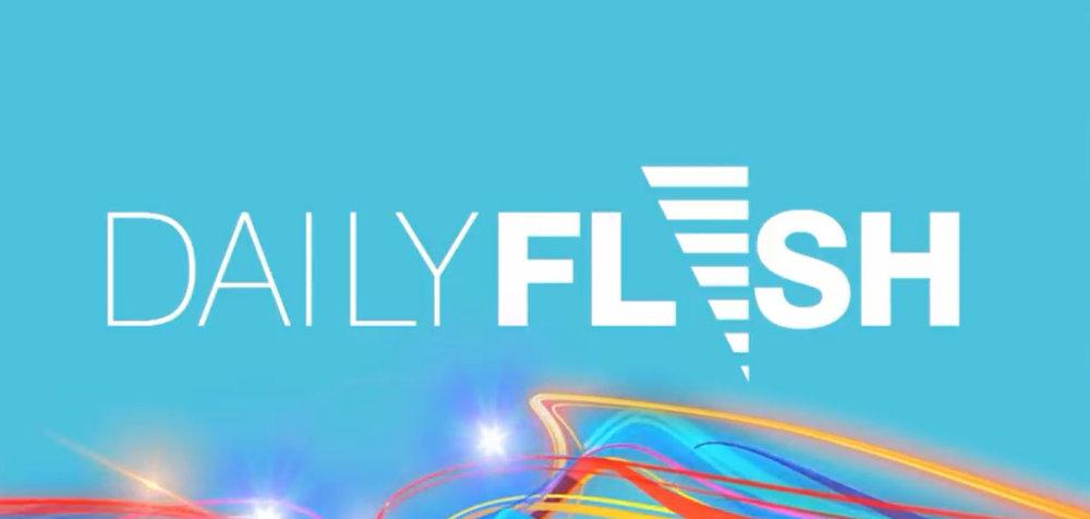via Daily Flash TV