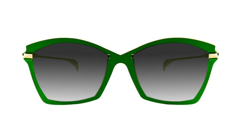 SHIRAZ | green sun