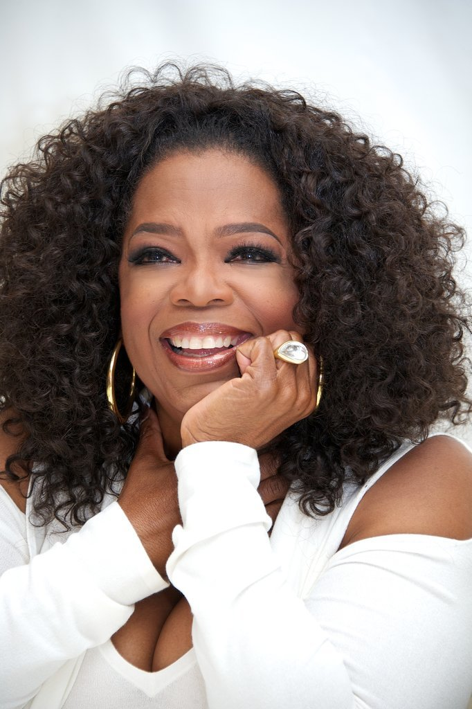 """I don't think you ever stop giving. I really don't. I think it's an on-going process. And it's not just about being able to write a check. It's being able to touch somebody's life.""   -  Oprah Winfrey"