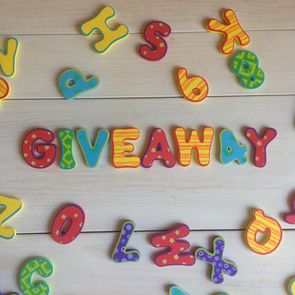 Win a set of Nuby Bath Letters and Numbers in our Givewaway