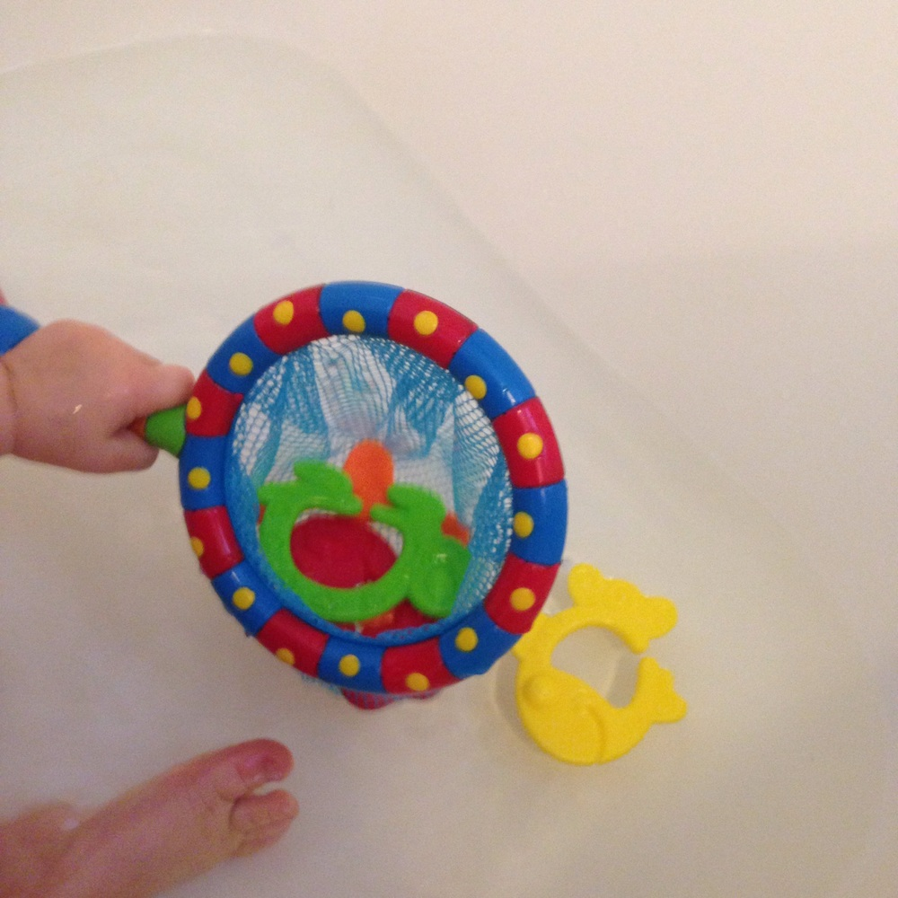 Bath time fun with Nuby!