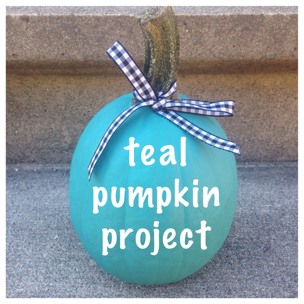 Teal Pumpkin Project - Trick-or-Treating for everyone!