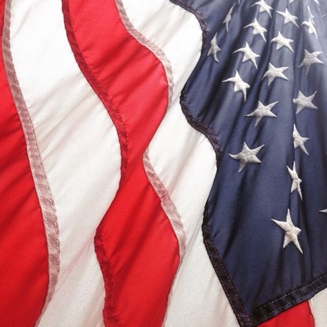American Flag - Veteran's Day