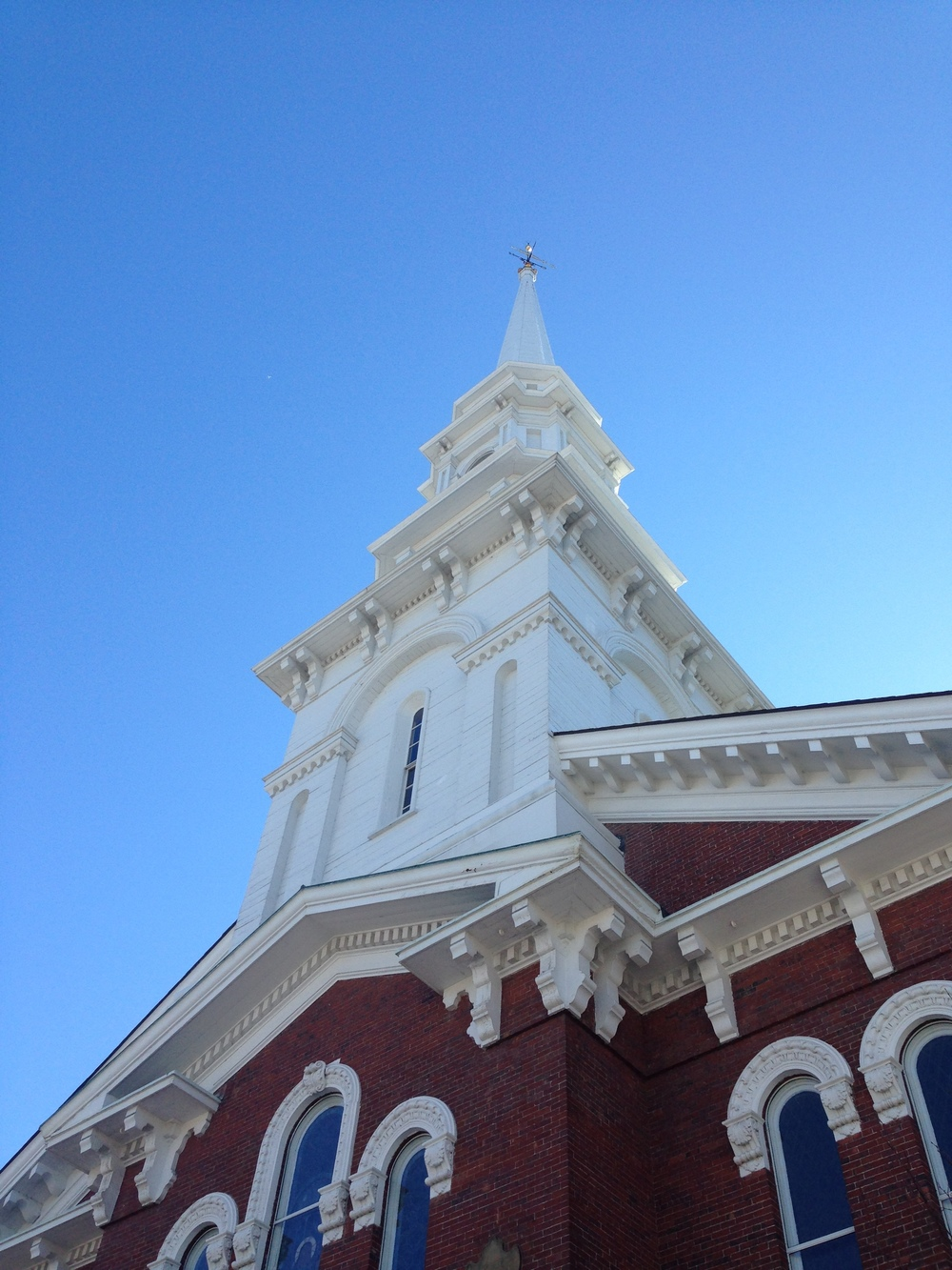 Market Square in Portsmouth, NH