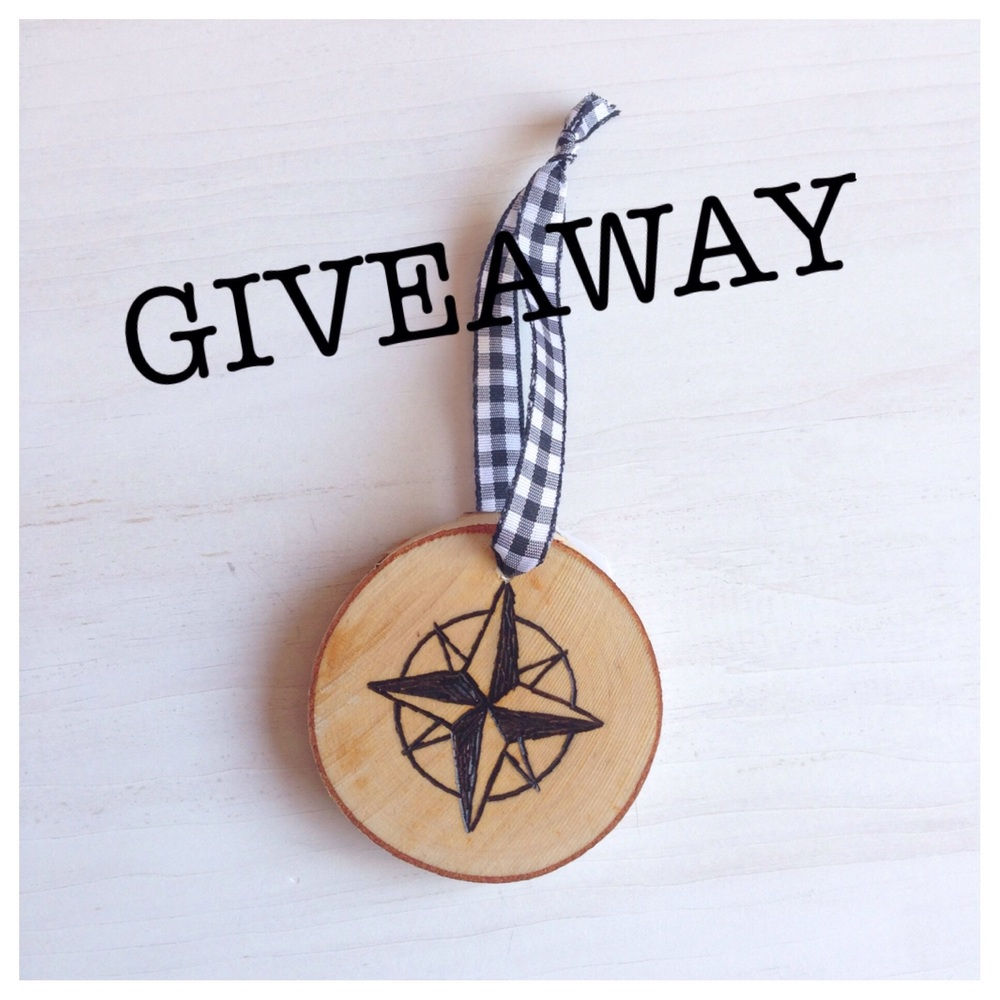 Giveaway ends 7/31/16 at 8PM EST.