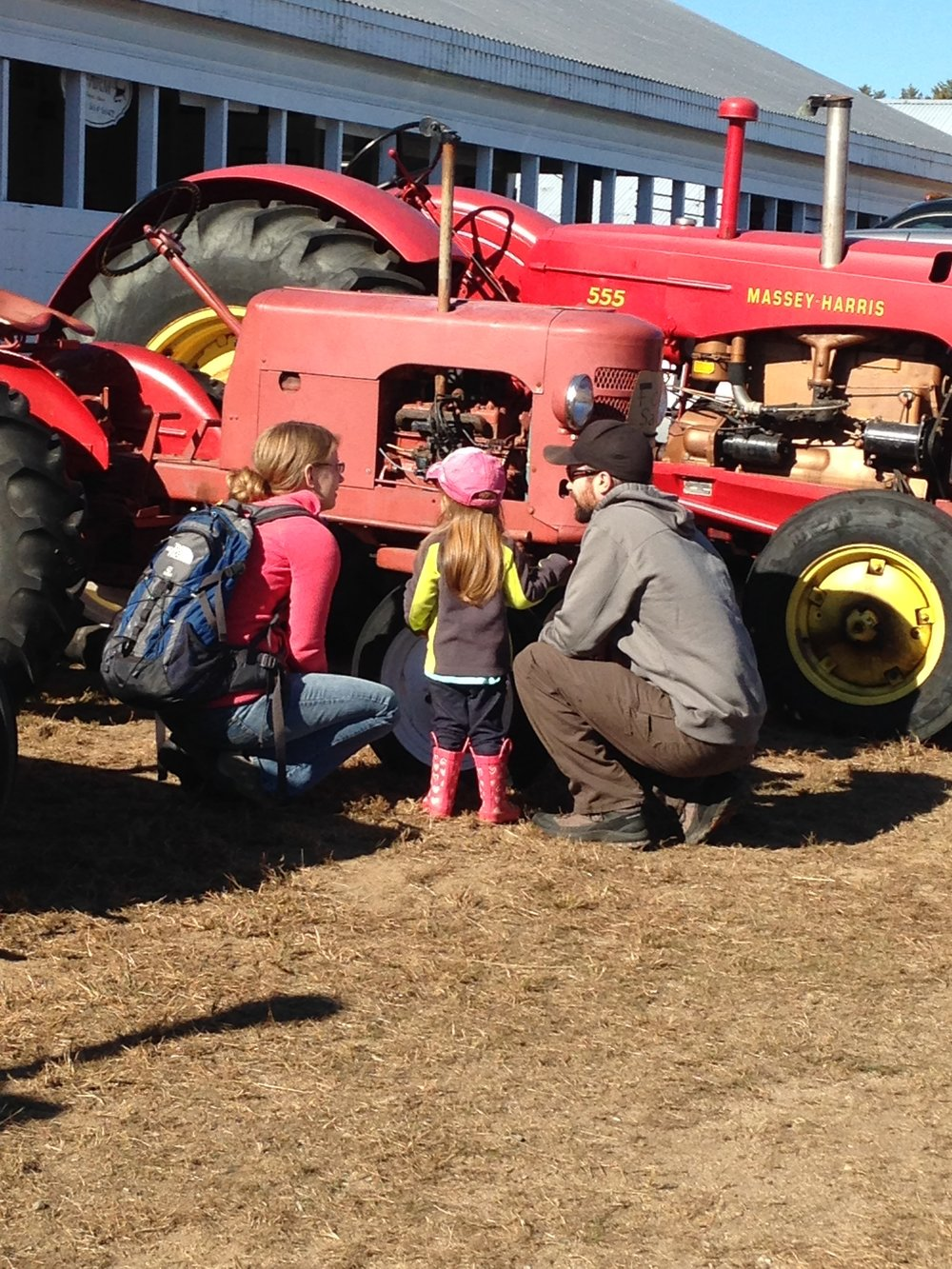 Teaching the next generation at Fryeburg Fair