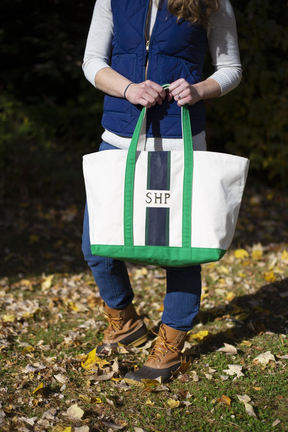 Town and Country Tote + Giveaway!