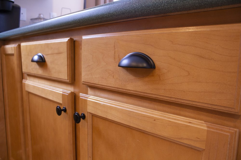 How to Install New Cabinet Hardware