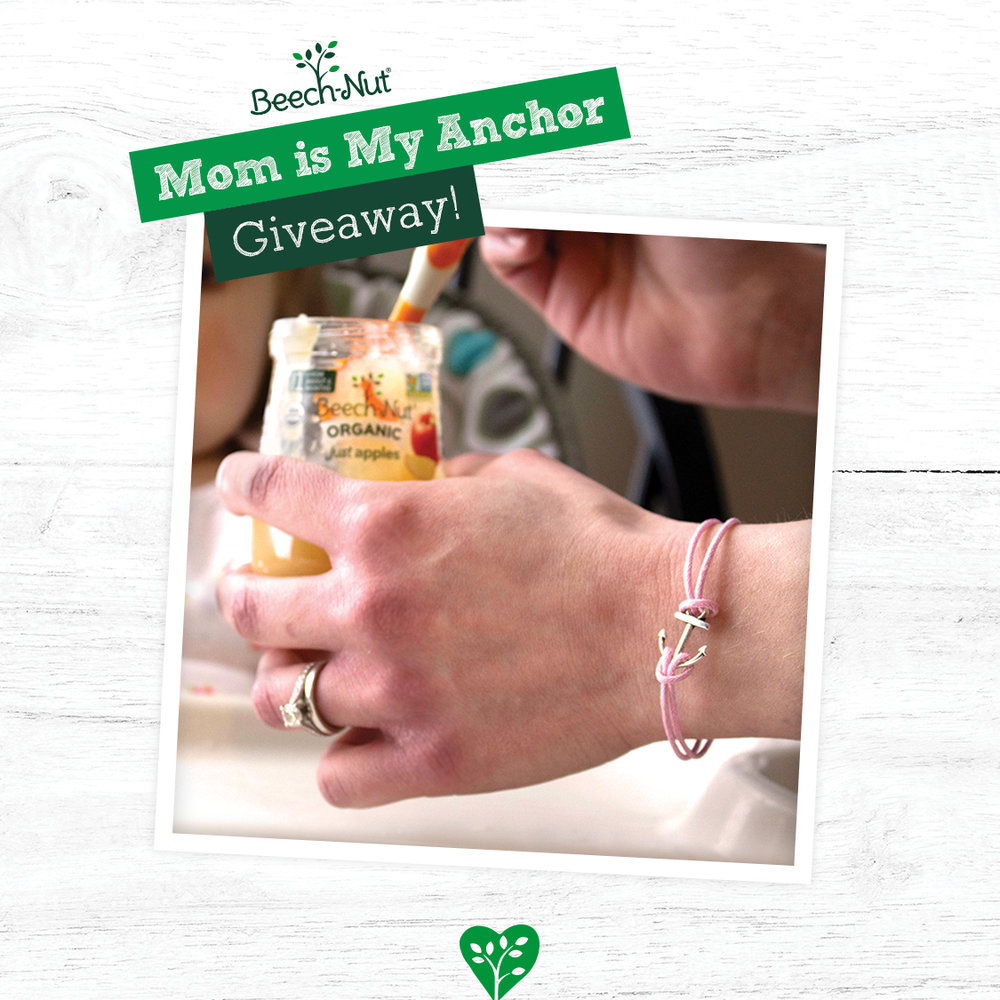 Beechnut x Birch Landing Home Anchor Bracelet Giveaway