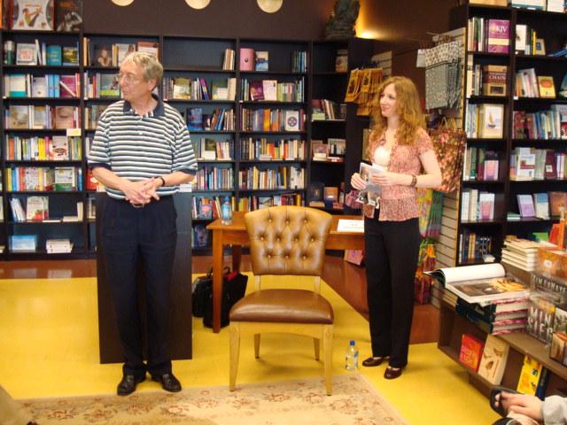 Jim Johnston of Celtic Cat Publishing