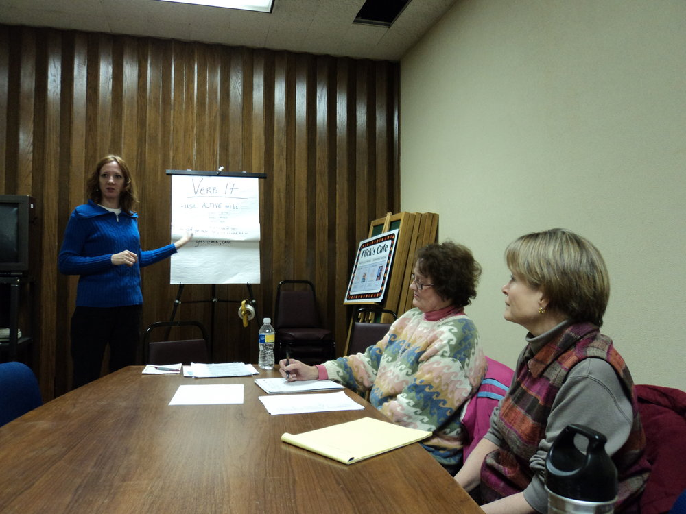Chattanooga Writing Workshop