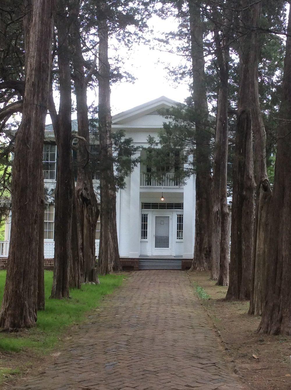 William Faulkner's Rowan Oaks