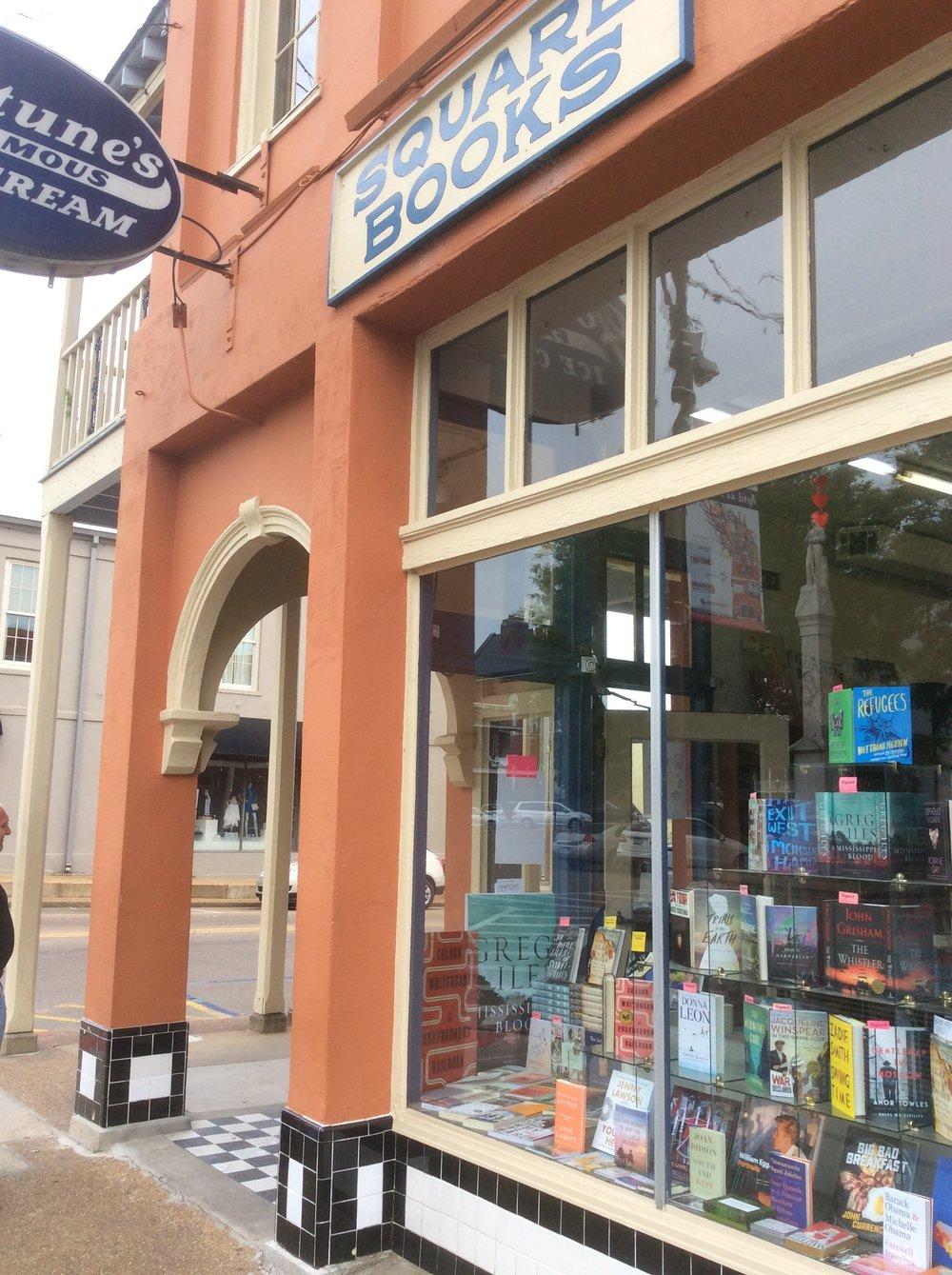 Square Books, Oxford, MS