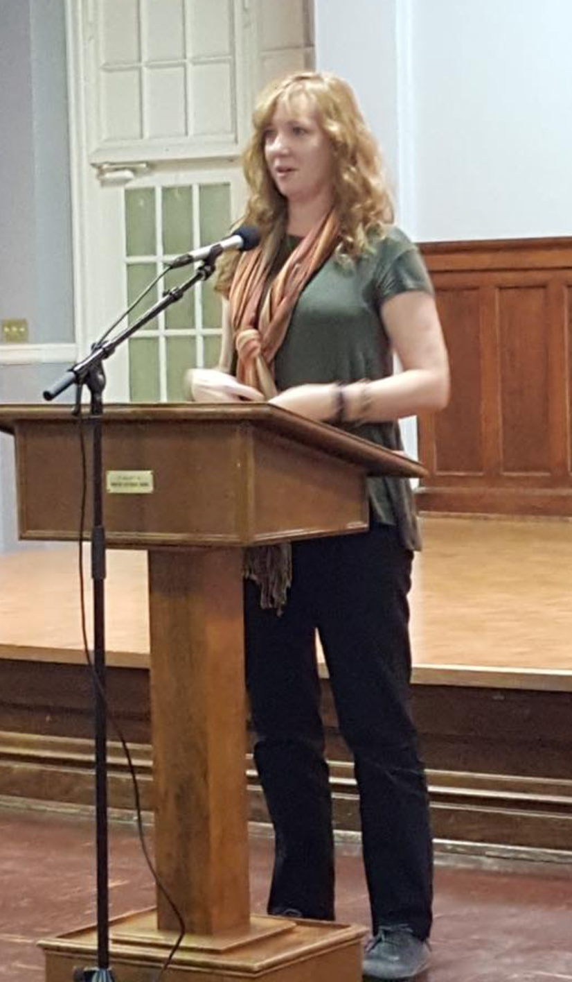 Knoxville Writers' Guild Reading