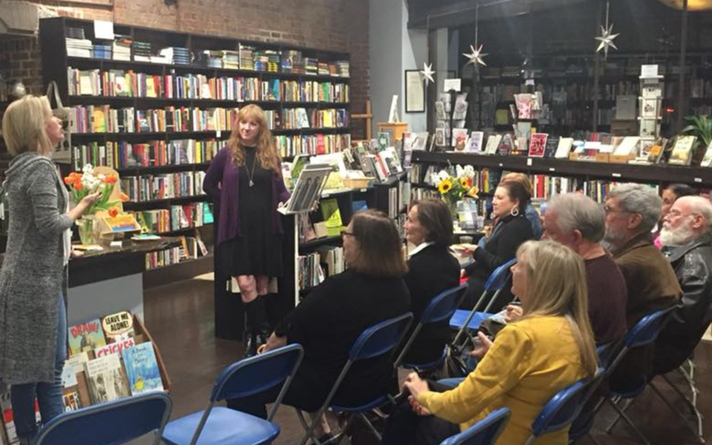 Book Launch at Star Line Books