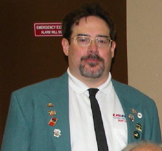 Mark Stout - 2007