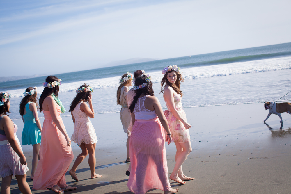 Married At Home / © Norah Burrows Photography