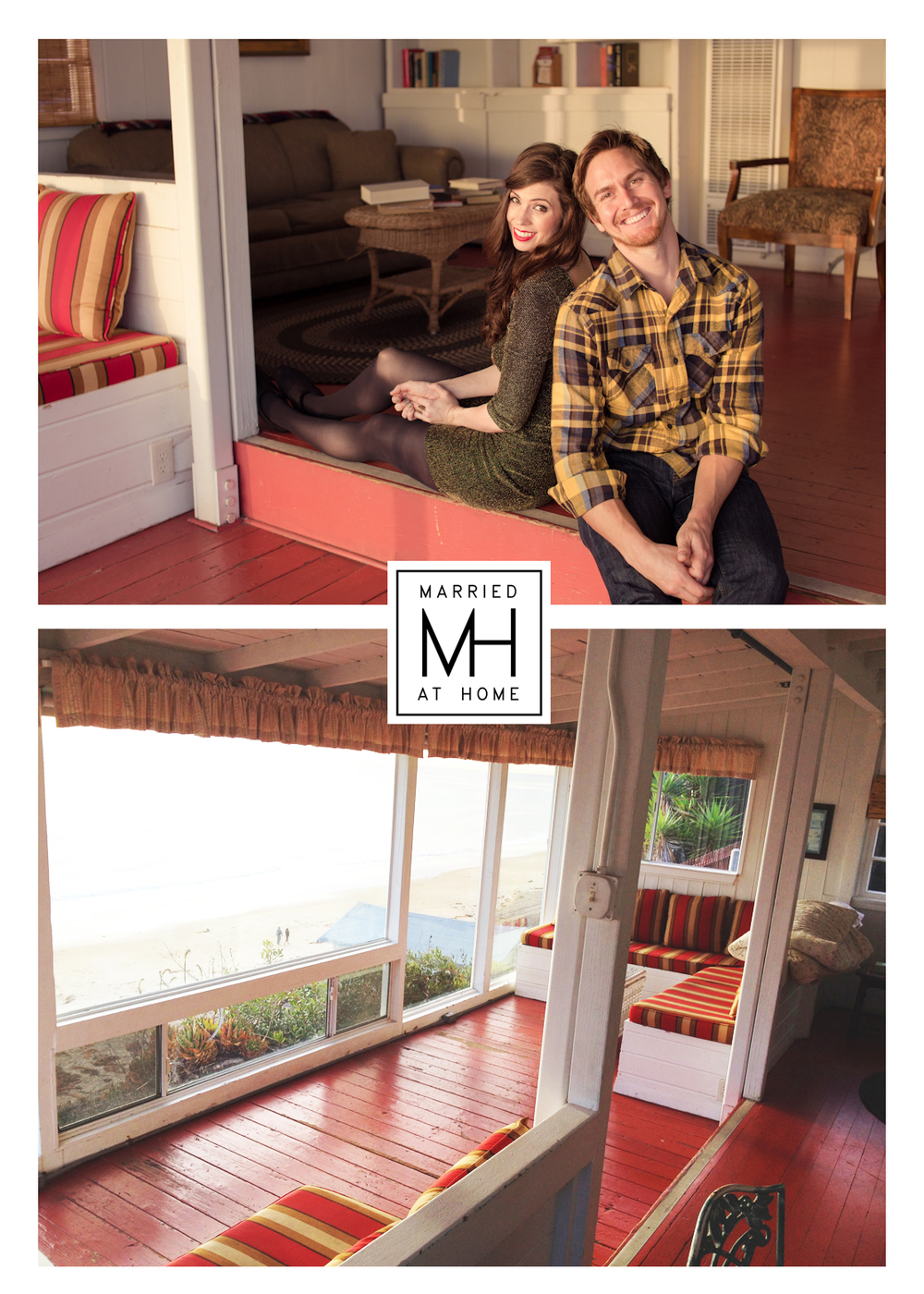 Crystal Cove Cottage #33 | Married At Home
