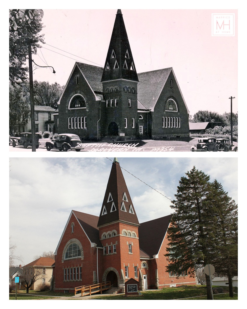 First Baptist Church of Malvern, IA | Married At Home