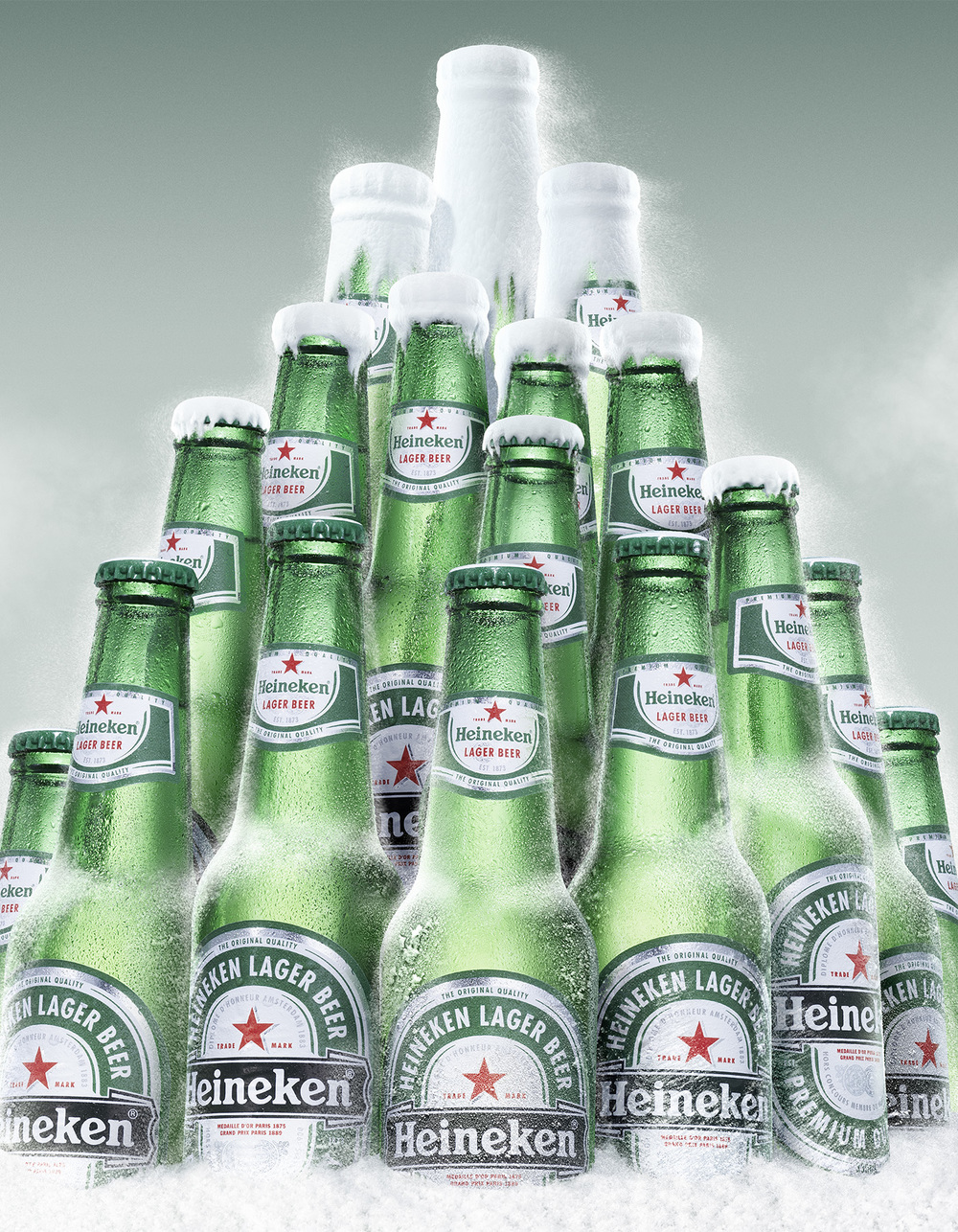 Client: Heineken  Tasks: Photography, 3D modelling, retouch.