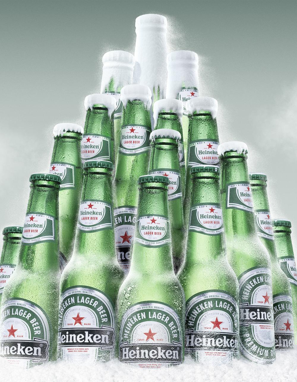 Client: Heineken  Tasks: Photography, 3D modelling, retouch.