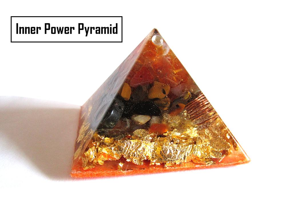 Orgone Confidence Pyramid