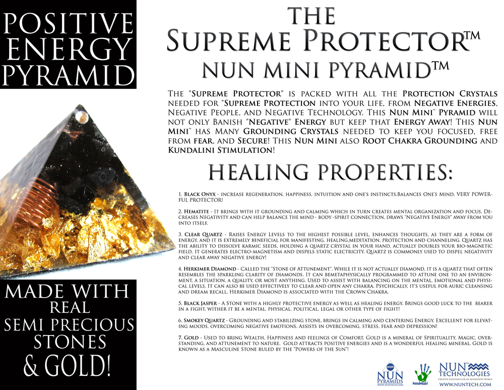 Supreme Protector Mini Promo Flyer.png
