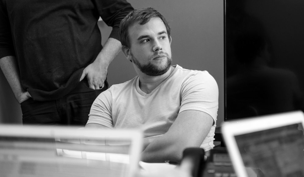 Justin Golt - Maryland born, Justin Golt is a diverse Designer with 5+ years of experience and proven knowledge of branding, concept development, communication and management with an emphasis on the creative process.Justin is passionate and driven by design, pushing for innovation and perfection from himself and his team members. He is a talented, hands-on designer with the ability to invent thoughtful creative solutions that maintain an aesthetic which supports the brand.Justin mixes ideas from his clients, team members and himself to push concepts and find the best way to meet the project needs under tight deadlines. His hard work, personality and attention to detail bring success to his company and clients.His portfolio showcases a range of well-crafted campaigns for national brands.
