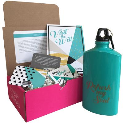 the Refresh box -