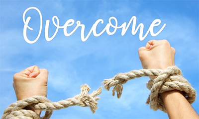 Overcome Women's Event: Helping women break the chains that bind them.