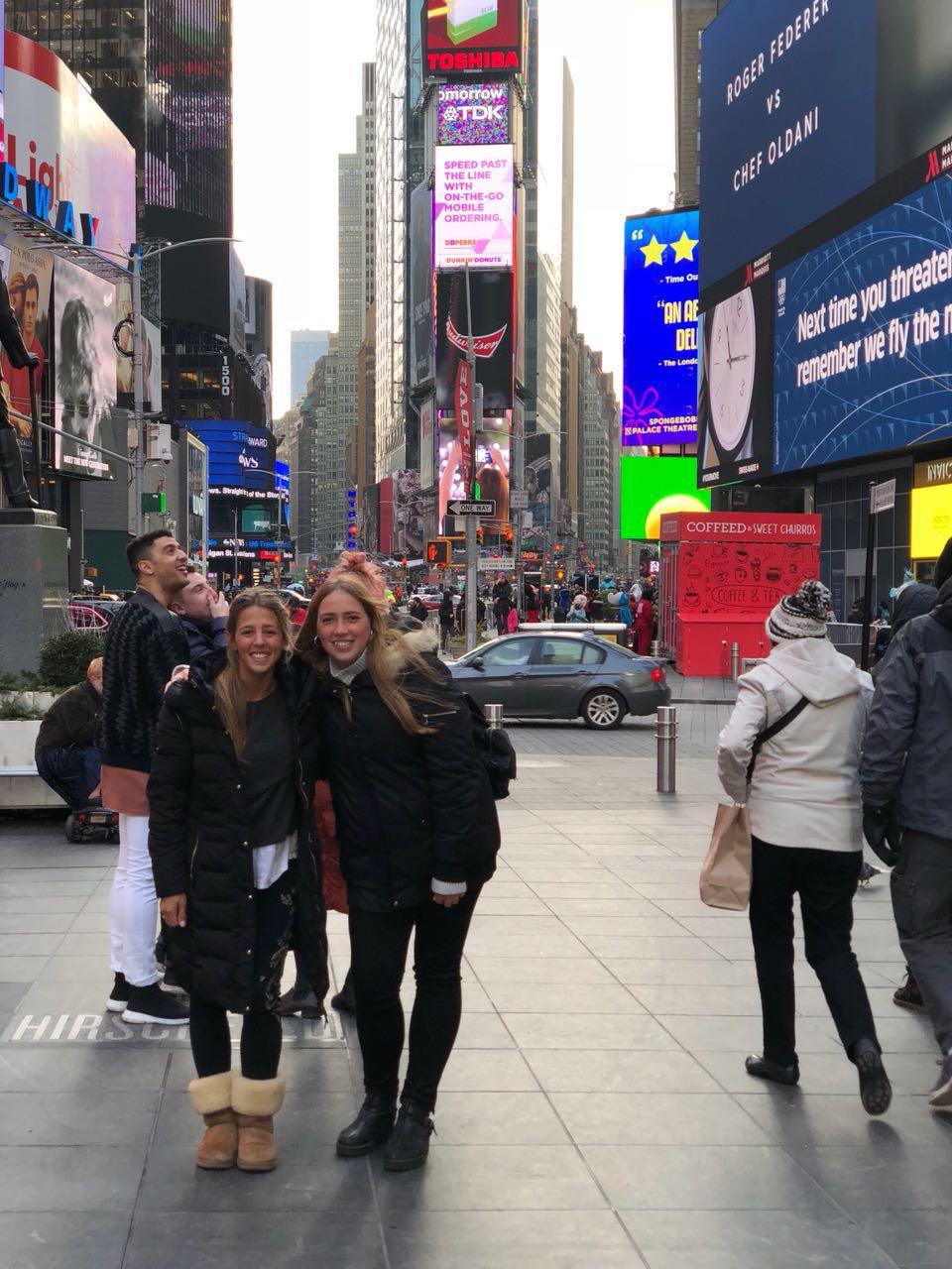 NY Concierges - Los grupos están a cargo de profesionales bilingües que conocen muy bien la ciudad y están disponibles 24 horas para asesoramiento.