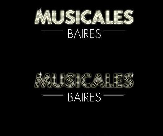 MUSICALES BAIRES   Musicales Baires es la primera Revista Web dedicada exclusivamente a difundir el Teatro Musical Argentino. Daniel Falcone su creador es un reconocido jefe de prensa, que lleva 20 años en el medio. es parte de la Asociación Civil de los Premios Hugo al Teatro Musical como Relaciones Públicas.