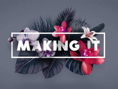 <tag>animation, video, fun, design</tag>The Collective<br>Making It Series