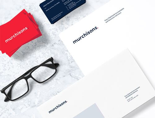 Murchisons Brand Creation <br> Design, Branding and Photography