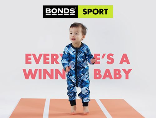 <tag>video</tag>Babyology<br>Bonds Zippy Wondersuit