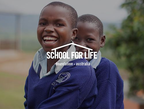 <tag>branding, design</tag><br>School for Life Foundation<br>Brand Refresh