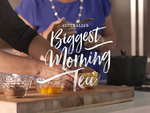 <tag>video</tag>Cancer Council<br>Biggest Morning Tea