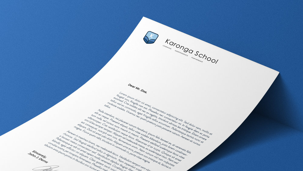 karonga-school-brand-document-chello-design-agency-sydney