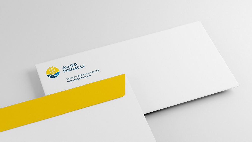 Sydney-brand-design-agency-Allied-Pinnacle-logo-bakery-logo